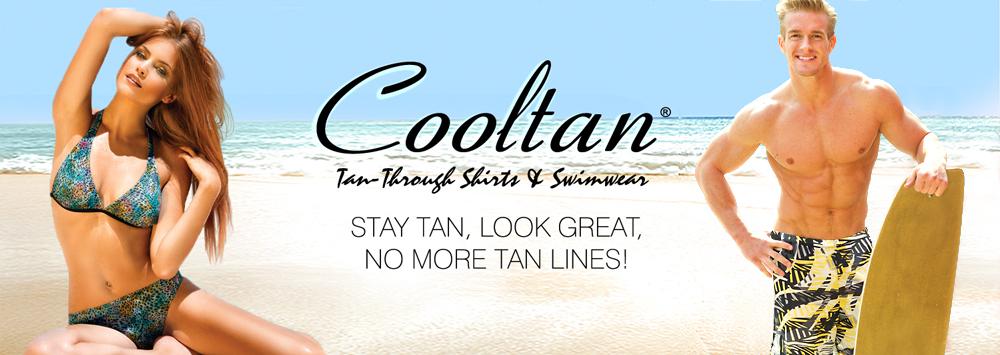 cool tan banner