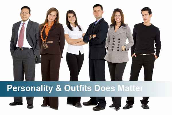 How Clothes Reveal Your Personality