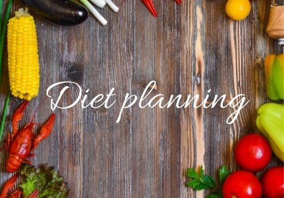 healthy eating plan